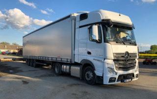 Kamion DETRANS